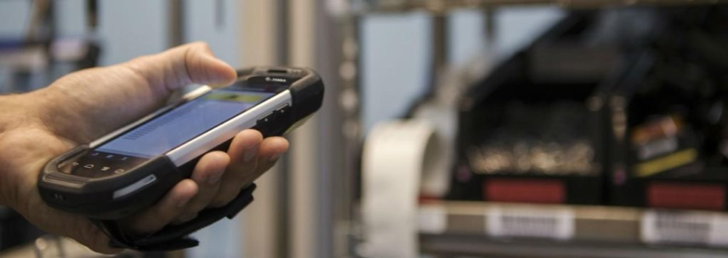 enterprise mobility through rugged mobile handheld device