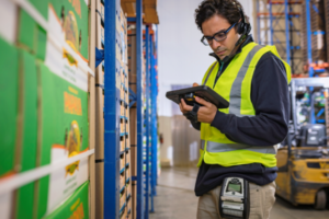 wireless lan improving inventory management processes
