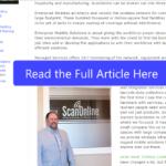 SBTDC - ScanOnline Featured Business in Charlotte Region Snapshot