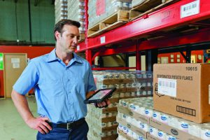 ET50 Rugged Tablet In Warehouse