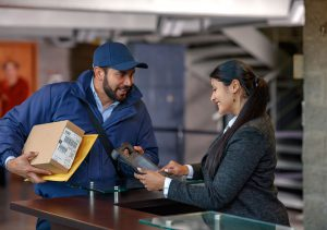 Order Fulfillment with Rugged Tablets