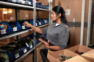 warehouse asset management with rugged tablets