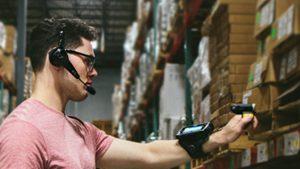 Zebra Wearable Computer Bluetooth Scanner